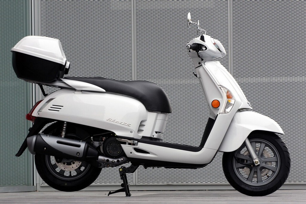 "The Kymco Like — ""Classic is one scooter …"""