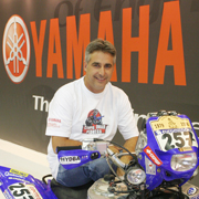 Riding a Yamaha, Spaniard Joan Manuel Gonzalez rode Can-Am in 2006 and 2007/ Solo Quad